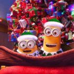 ILLUMINATION PRESENTS MINIONS HOLIDAY SPECIAL -- Pictured: Bob, Kevin, Stuart -- (Photo by: Illumination and Universal Pictures)
