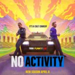 NO ACTIVITY Returns For Season Four, April 8 on Paramount+