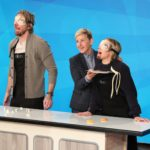 Kristen Bell and Dax Shepard Host and Compete in New NBC Game Show FAMILY GAME FIGHT