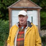 Mark Williams as Pat Everett-Midsomer Murders_Season 22, Episode 1-Photo Credit:Mark Bourdillon/AcornTV