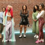 """QUEENS - """"Pilot"""" – Estranged and out of touch, four women in their 40s reunite for a chance to recapture their fame and regain the swagger they had as the Nasty Bitches—their '90s group that made them legends in the hip-hop world. (ABC/Kimberly Simms) NATURI NAUGHTON, PEPI SONUGA, EVE, BRANDY, NADINE VELAZQUEZ"""